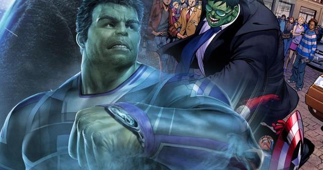 Sau Avengers: Endgame, Hulk đã vĩnh viễn mất đi một thứ nhưng điều anh đạt được lại khiến gã Khổng Lồ Xanh vô cùng hài lòng - Ảnh 4.