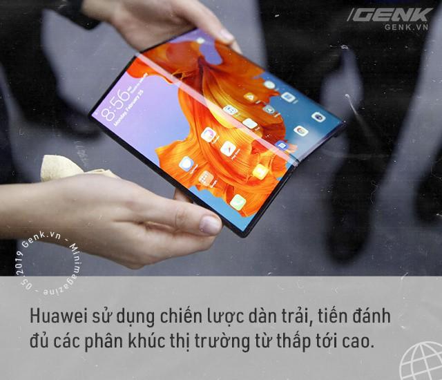 Trên thế giới chỉ còn 6 hãng smartphone đáng để nói tới - Ảnh 5.