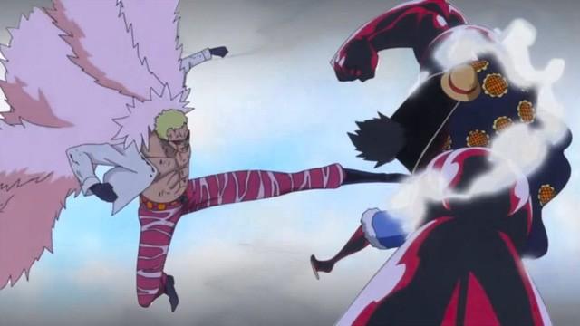 One Piece: Liệu sự thức tỉnh trái ác quỷ của Luffy có giống với Bản năng vô cực của Goku trong Dragon Ball? - Ảnh 8.