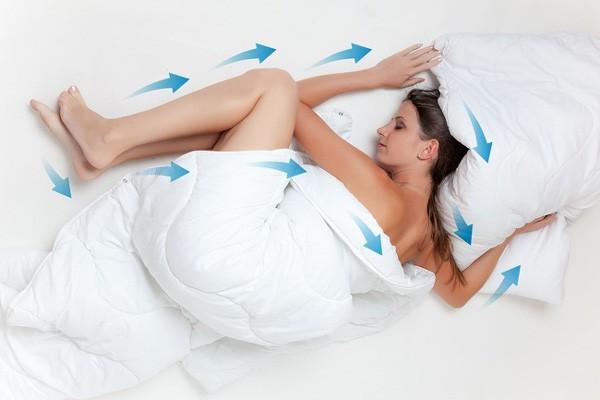 Những lợi ích vàng đối với phụ nữ khi khỏa thân trong lúc ngủ - Ảnh 3.