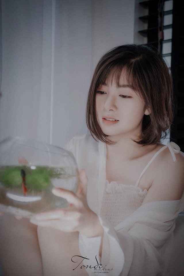 Nhan sắc nữ thiếu úy công an bị Việt Sói bắt cóc, đánh bầm dập trong phim Mê cung - Ảnh 7.