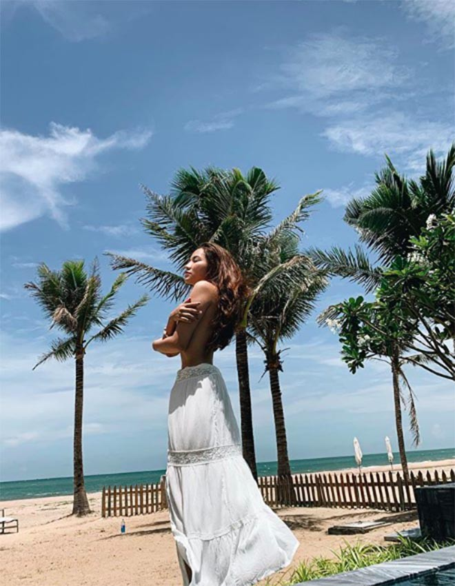 Vợ cũ Lâm Vinh Hải tung ảnh nóng, khoe cuộc sống hạnh phúc bên người yêu - Ảnh 11.