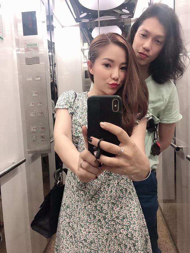 Vợ cũ Lâm Vinh Hải tung ảnh nóng, khoe cuộc sống hạnh phúc bên người yêu - Ảnh 3.