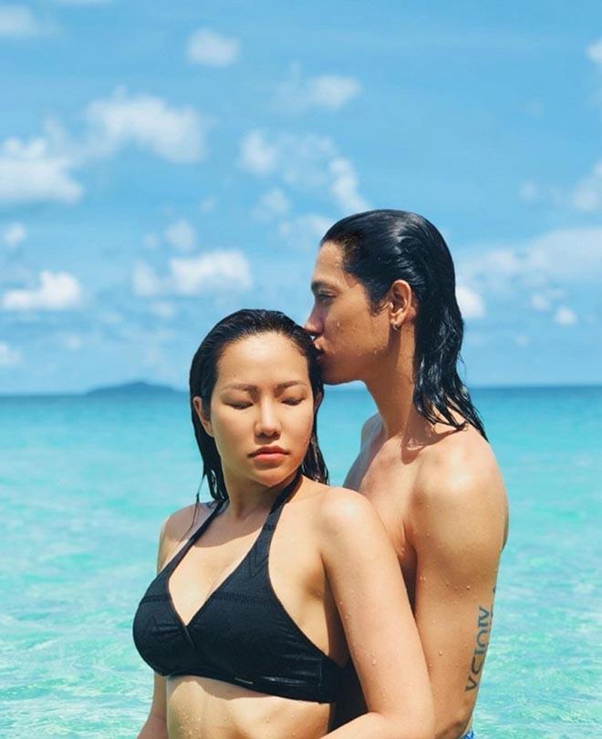 Vợ cũ Lâm Vinh Hải tung ảnh nóng, khoe cuộc sống hạnh phúc bên người yêu - Ảnh 6.