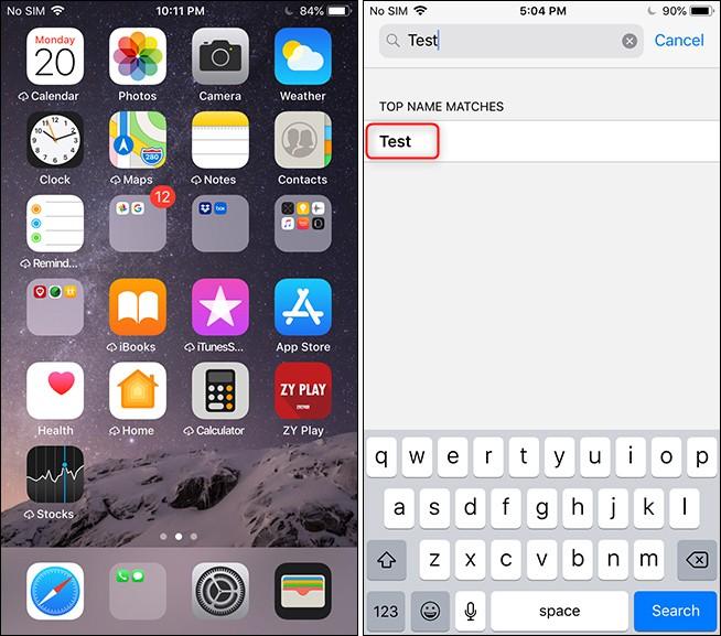 Cách xóa một hoặc nhiều số điện thoại cùng lúc trên iPhone - Ảnh 1.