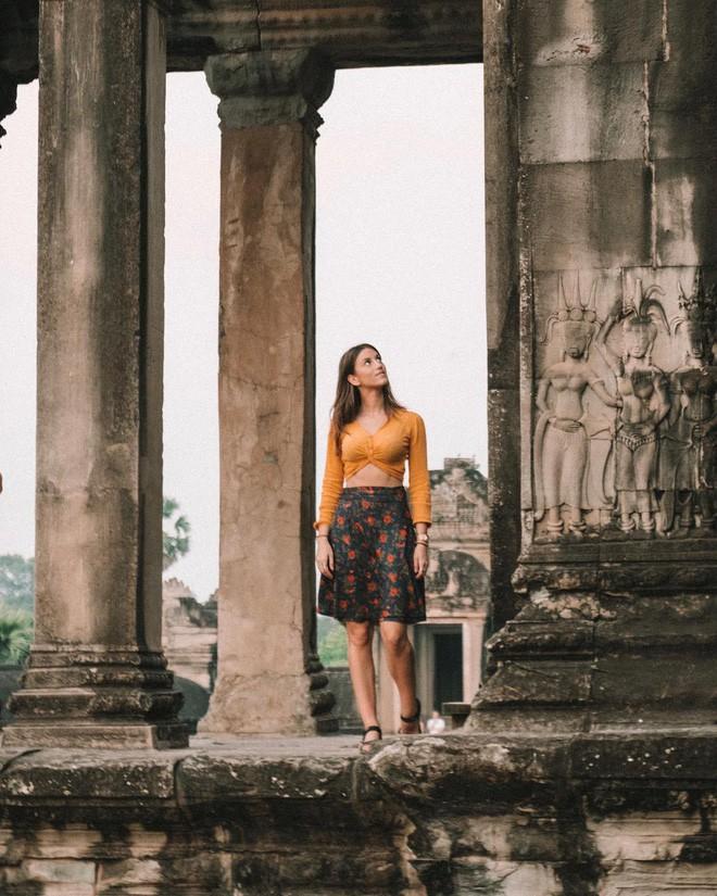 Cô gái trẻ nhất du lịch vòng quanh Trái Đất: Mới 21 tuổi đã đi qua 196 quốc gia, sắp phá vỡ kỷ lục Guinness - Ảnh 23.