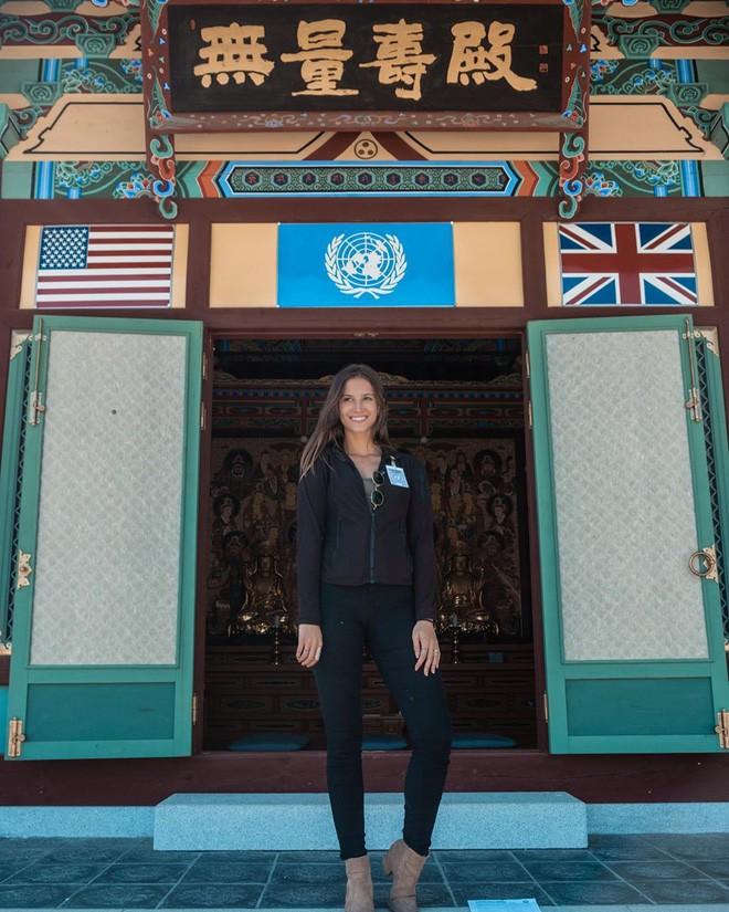 Cô gái trẻ nhất du lịch vòng quanh Trái Đất: Mới 21 tuổi đã đi qua 196 quốc gia, sắp phá vỡ kỷ lục Guinness - Ảnh 26.