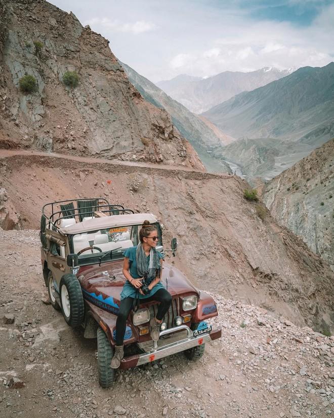 Cô gái trẻ nhất du lịch vòng quanh Trái Đất: Mới 21 tuổi đã đi qua 196 quốc gia, sắp phá vỡ kỷ lục Guinness - Ảnh 8.
