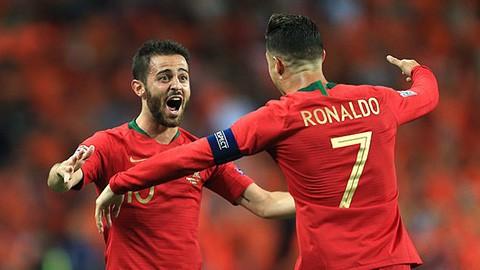 Bỏ lại đằng sau nỗi sầu World Cup, Ronaldo sắp trở thành kẻ thống trị kép ở châu Âu? - Ảnh 4.