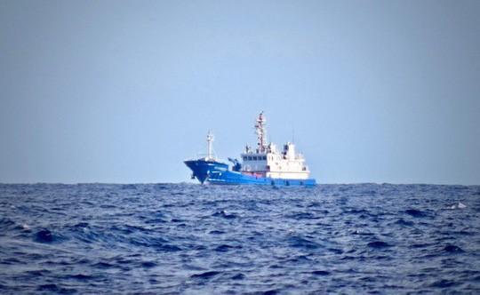 Cảnh sát biển Mỹ tăng cường hiện diện ở biển Đông - Ảnh 1.