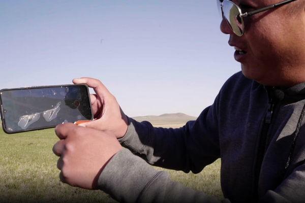 Thử thả rơi điện thoại từ độ cao 31.540 mét và cái kết bất ngờ - Ảnh 2.