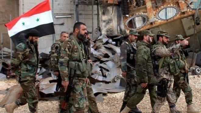 Sự biến mất bí ẩn của Iran và món gân gà dai nhách người Nga đang cố nuốt ở Syria - Ảnh 1.