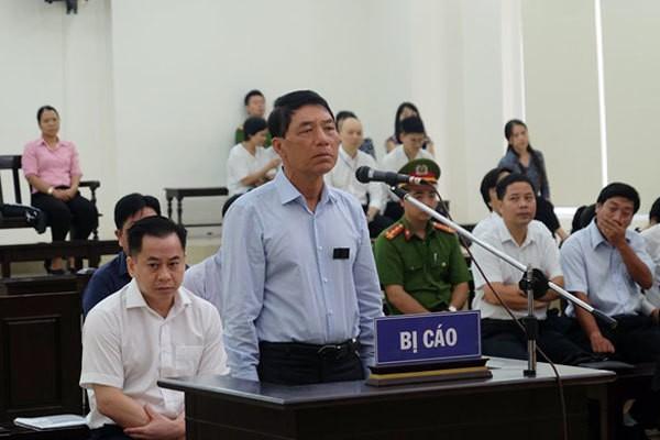 Cựu Thứ trưởng Bộ Công an Bùi Văn Thành xin đặc ân được hưởng án treo - Ảnh 3.