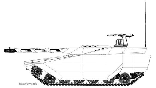 Đừng chờ xe tăng Mỹ: Đức mới là nước có câu trả lời cho xe tăng Nga T-14 Armata - Ảnh 4.