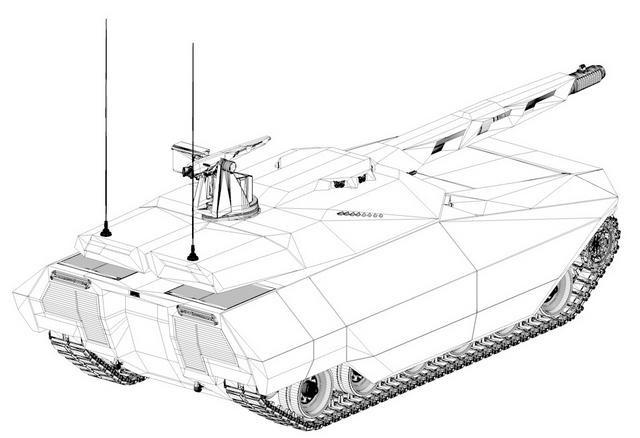 Đừng chờ xe tăng Mỹ: Đức mới là nước có câu trả lời cho xe tăng Nga T-14 Armata - Ảnh 5.