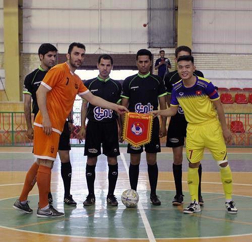 Đại thắng Mes Sungun, tuyển trẻ VN vào sân chơi lớn châu Á - Ảnh 1.