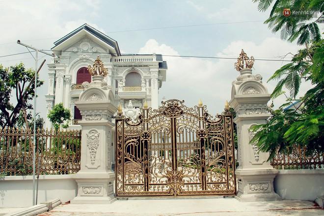 Về làng tỷ phú Nam Định chiêm ngưỡng những tòa lâu đài nguy nga tráng lệ theo phong cách Châu Âu - Ảnh 17.