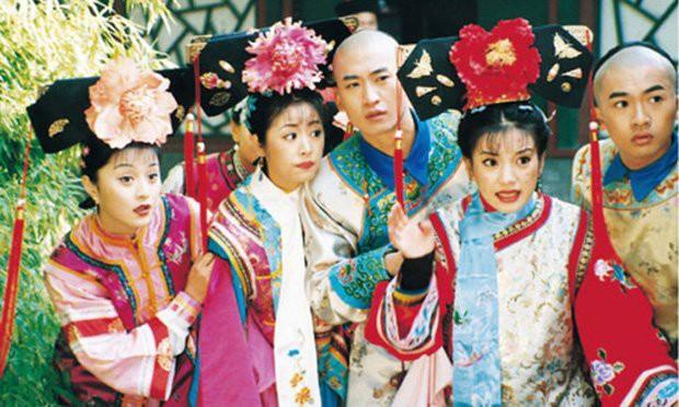Ân oán 20 năm của bộ ba Hoàn Châu Cách Cách Lâm Tâm Như - Triệu Vy - Phạm Băng Băng: Thời gian là phương thuốc hoàn hảo để hóa giải hận thù - Ảnh 2.
