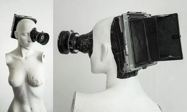 Những bức ảnh tuyệt vời được chụp bằng camera làm từ chất liệu bánh mì - Ảnh 3.