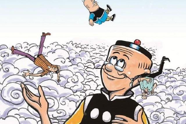 Loạt 5 truyện tranh huyền thoại mà tuổi thơ ai cũng đã từng đọc một lần - Ảnh 4.