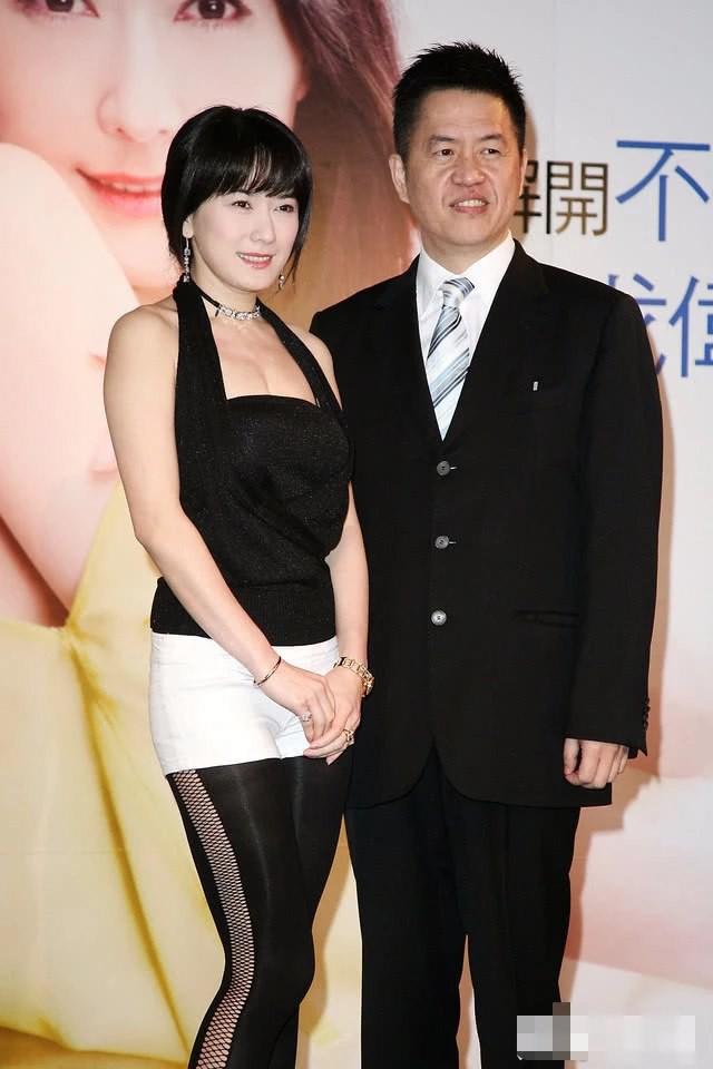 Đời lận đận của Mỹ nhân đẹp nhất Đài Loan Qua Vỹ Như: Hai lần làm dâu hào môn vẫn chẳng có cho mình một người đàn ông bên cạnh - Ảnh 6.