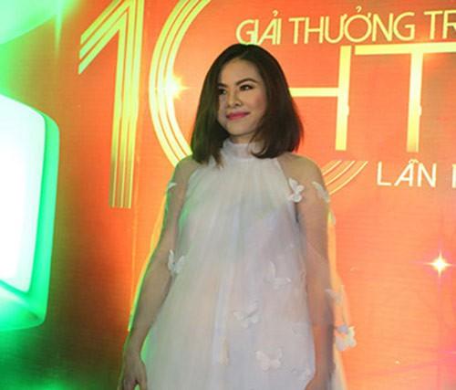 Điểm danh dàn sao Việt khi mang bầu nhan sắc tuột dốc không phanh, xấu đến mức không nhận ra - Ảnh 7.