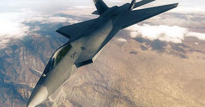 Muối mặt hỏi mua J-31, tiêm kích tàng hình nội địa TFX của Ankara thất bại nặng nề? - Ảnh 7.