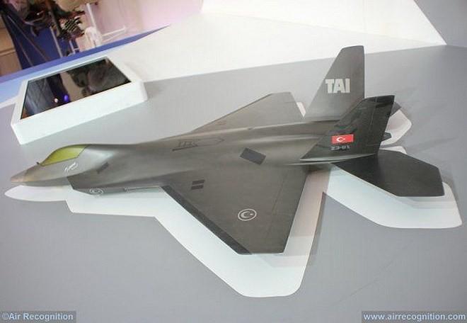 Muối mặt hỏi mua J-31, tiêm kích tàng hình nội địa TFX của Ankara thất bại nặng nề? - Ảnh 8.