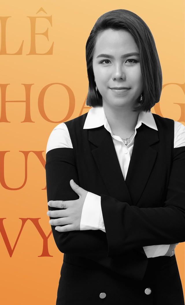 Lê Hoàng Uyên Vy: Từ cựu CEO Adayroi đến tham vọng tạo ra các startup tỷ USD - Ảnh 9.