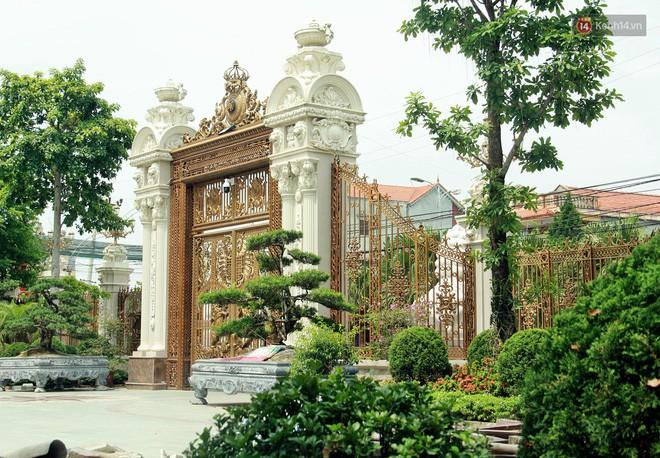 Về làng tỷ phú Nam Định chiêm ngưỡng những tòa lâu đài nguy nga tráng lệ theo phong cách Châu Âu - Ảnh 10.
