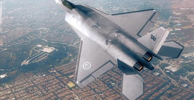 Muối mặt hỏi mua J-31, tiêm kích tàng hình nội địa TFX của Ankara thất bại nặng nề? - Ảnh 10.