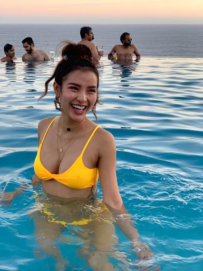 Phản ứng của Phương Trinh Jolie khi bị nói ham chơi, mê khoe ảnh bikini sexy - Ảnh 4.