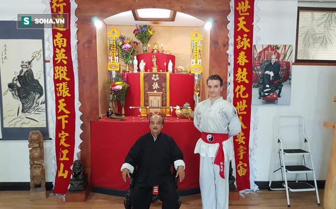 Cao thủ Vịnh Xuân Nam Anh sẽ hạ đo ván võ sĩ MMA Việt Nam theo kịch bản khó ngờ? - Ảnh 3.
