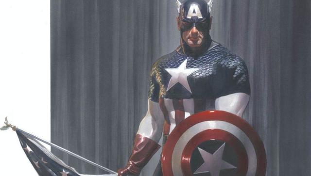 10 chiếc khiên danh bất hư truyền đã đồng hành cùng các phiên bản Captain America trong lịch sử truyện tranh - Ảnh 1.