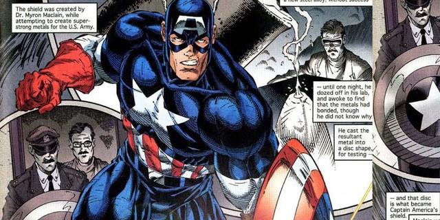 10 chiếc khiên danh bất hư truyền đã đồng hành cùng các phiên bản Captain America trong lịch sử truyện tranh - Ảnh 2.