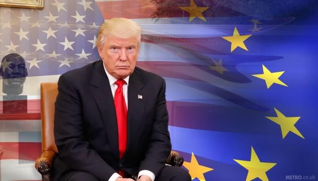 Sai lầm nối tiếp sai lầm: Muốn đại thắng trước TQ, ông Trump cần nhiều hơn một lời đe dọa - Ảnh 1.
