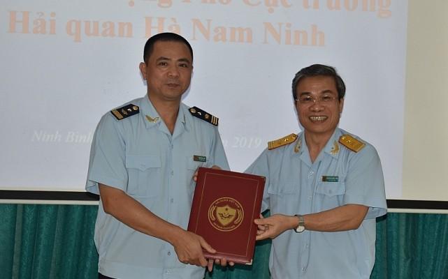 Điều động, bổ nhiệm nhân sự Tổng cục Hải quan - Ảnh 1.
