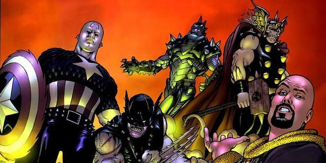10 chiếc khiên danh bất hư truyền đã đồng hành cùng các phiên bản Captain America trong lịch sử truyện tranh - Ảnh 12.