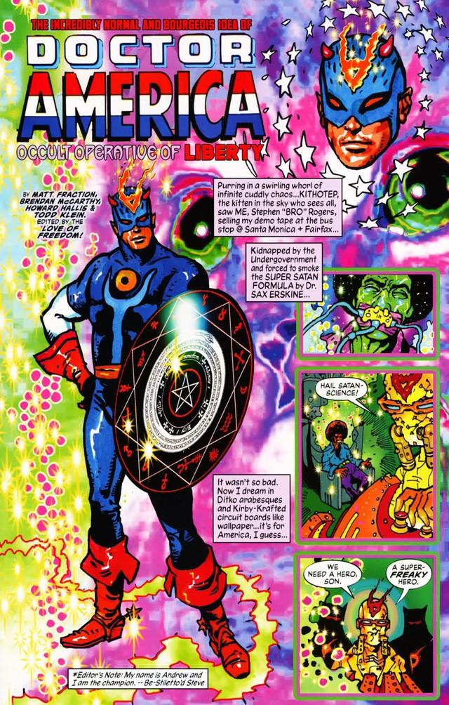 10 chiếc khiên danh bất hư truyền đã đồng hành cùng các phiên bản Captain America trong lịch sử truyện tranh - Ảnh 14.