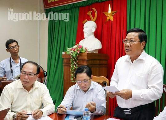 Cựu chủ tịch tỉnh Sóc Trăng thừa nhận được Trịnh Sướng tặng vé đi du lịch nước ngoài - Ảnh 3.