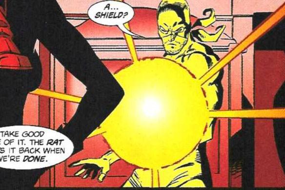 10 chiếc khiên danh bất hư truyền đã đồng hành cùng các phiên bản Captain America trong lịch sử truyện tranh - Ảnh 5.