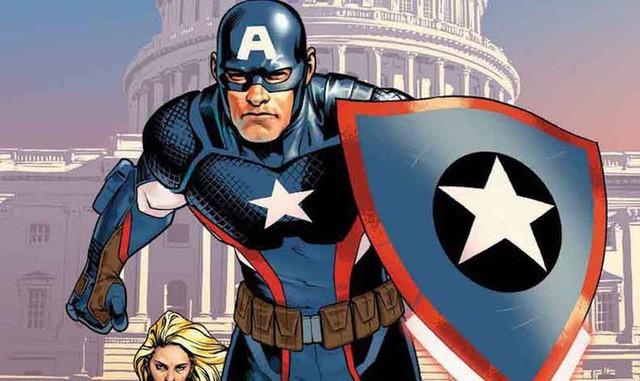 10 chiếc khiên danh bất hư truyền đã đồng hành cùng các phiên bản Captain America trong lịch sử truyện tranh - Ảnh 7.