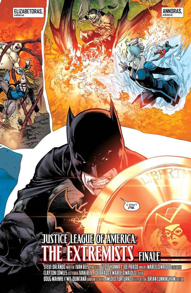 10 chiếc khiên danh bất hư truyền đã đồng hành cùng các phiên bản Captain America trong lịch sử truyện tranh - Ảnh 8.