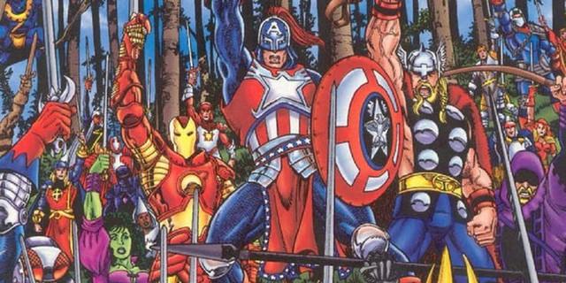 10 chiếc khiên danh bất hư truyền đã đồng hành cùng các phiên bản Captain America trong lịch sử truyện tranh - Ảnh 9.