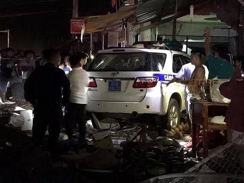 Gây tai nạn chết người, Thiếu úy CSGT Bình Dương không hợp tác điều tra - Ảnh 1.