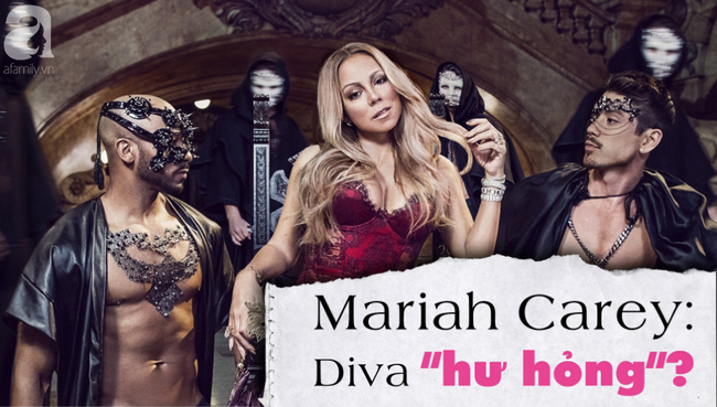 """Mariah Carey - từ nàng Diva đình đám một thời đến loạt bê bối ngoại tình, """"cắm sừng"""" hôn phu hot nhất những ngày qua - Ảnh 1."""