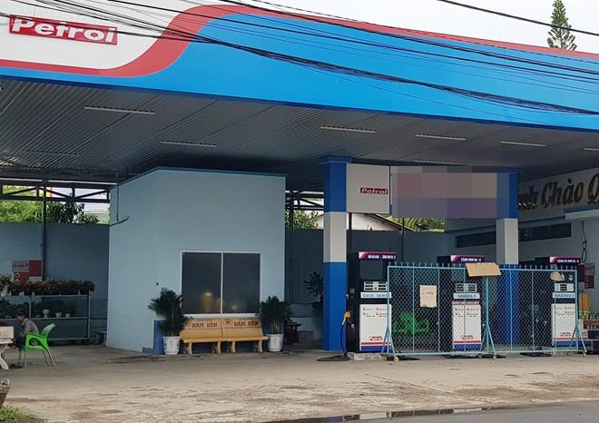 """Nhiều cửa hàng xăng dầu của """"đại gia"""" Trịnh Sướng đóng cửa - Ảnh 2."""
