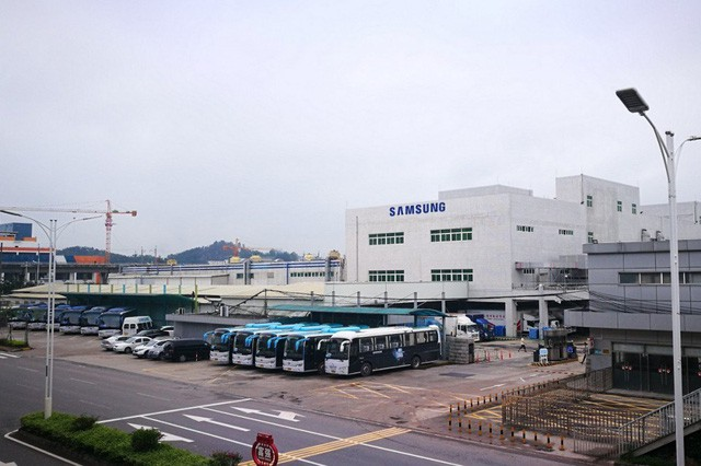 Samsung đóng cửa nhà máy cuối cùng ở Trung Quốc? - Ảnh 1.