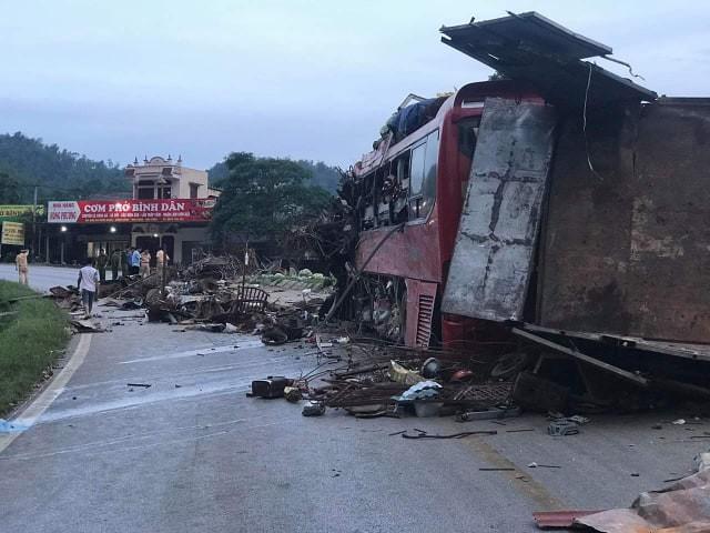 Danh tính nạn nhân trong vụ tai nạn kinh hoàng khiến 3 người chết, 38 người bị thương - Ảnh 1.