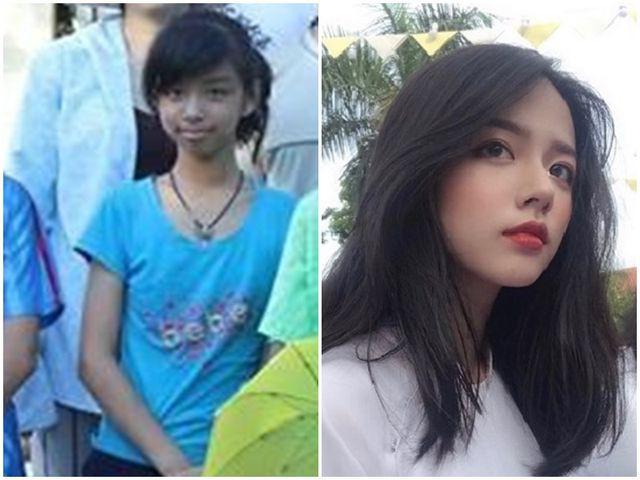 Khoe ảnh dậy thì thành công, nữ sinh 10x Quảng Bình đốn tim dân mạng - Ảnh 1.